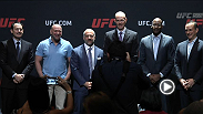 UFC executives held a media event on Wednesday, June 3 at 2pm/11am ETPT to unveil the newly designed Athlete Marketing and Development Program.