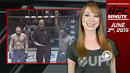 UFC Minute host Lisa Foiles looks ahead to tonight's all new episode of The Ultimate Fighter: American Top Team vs. Blackzilians.