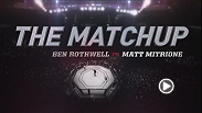 Dangerous heavyweight hitters Ben Rothwell and Matt Mitrione explain why each one will be victorious over the other inside the Octagon this weekend. They face one another in the co-main event at UFC Fight Night in New Orleans, Louisiana.
