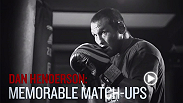"UFC legend Dan Henderson talks about the fights that stand out to him while looking back on his career. ""Hendo"" talks about his wins over Fedor and Michael Bisping ahead of his main event showdown with Tim Boetsch at Fight Night New Orleans."