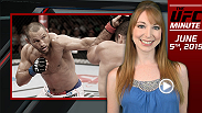 UFC Minute host Lisa Foiles details Thursday's Fight Night New Orleans Open Workouts and looks ahead to weigh-in day.