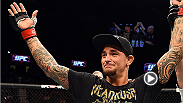 Dustin Poirier is looking to make some more noise in the UFC lightweight division as he makes his second appearance back at 155 at Fight Night New Orleans. Poirier talks about going back home to fight in Louisiana.