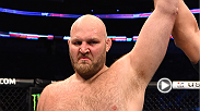 After beating Matt Mitrione in the co-main event of Fight Night New Orleans by submission, Ben Rothwell took center stage and delivered a classic promo, declaring he is only interested in fighting for the No. 1 contender spot.