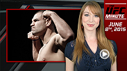 UFC Minute host Lisa Foiles details the main event of UFC 188 and all of the exciting content surrounding the battle between Cain Velasquez and Fabricio Werdum on UFC.com.