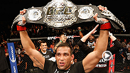 UFC heavyweight champion Cain Velasquez had to sit out of UFC 180, where Fabricio Werdum defeated Mark Hunt to become the heavyweight interim champ. Velasquez battles Werdum in the main event at UFC 188 in Mexico to determine who will claim the title.