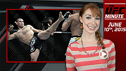 UFC Minute host Lisa Foiles looks ahead to episode 8 of The Ultimate Fighter: American Top Team vs. Blackzilians and to UFC 188 Open Work