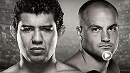 UFC commentator Joe Rogan gives his breakdown and preview of the co-main event of UFC 188 between Eddie Alvarez and Gilbert Melendez. It's a fight, Rogan says, that is almost guaranteed to be a war.