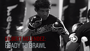 "UFC lightweight Gilbert ""El Nino"" Melendez sits down with UFC correspondent Megan Olivi to talk about his opponent, fighting in Mexico, the lightweight division, and more. Melendez battles Eddie Alvarez in the co-main event at UFC 188 in Mexico City."
