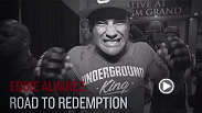 UFC lightweight Eddie Alvarez sat down with UFC correspondent Megan Olivi to talk about his matchup with Gilbert Melendez at UFC 188, what caused him to step away from fighting after his UFC debut and much more.