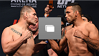 UFC 188 Weigh-In Gallery