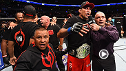 After a stunning submission finish, new heavyweight champion Fabricio Werdum talks with Joe Rogan inside the Octagon about the fight and his opponent. Rogan also chats with former champ Cain Velasquez about his thoughts on the fight.