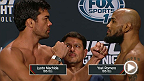 Fight Night Machida vs. Romero: Official Weigh-In