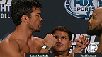 Fight Night Machida vs. Romero: Cerimonia del peso