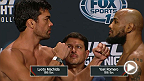 Fight Night Machida vs. Romero: Pesaje Oficial