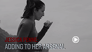 UFC women's strawweight Jessica Penne talks about her development as a fighter, her black belt, and starting over with a new coach. Watch Penne take on Joanna Jedrzejczyk in the first ever UFC title fight on UFC FIGHT PASS at Fight Night Berlin.