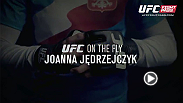 UFC strawweight champion Joanna Jedrzejczyk prepares to defend her title against Jessica Penne on June 20. She takes us shopping, gives us insight into what she enjoys doing in her down time and invites us into her home for a traditional Polish feast.