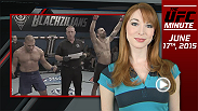 UFC Minute host Lisa Foiles takes you through a quick preview of tonight's new episode of The Ultimate Fighter: ATT vs. Blackzilians.