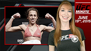 UFC Minute host Lisa Foiles runs down what happened at Ultimate Media Day ahead of Fight Night Berlin on UFC FIGHT PASS on Saturday. Don't miss the first title fight in UFC FIGHT PASS history, when Joanna Jedrzejczyk meets Jessica Penne.