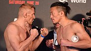MMA veterans Dennis Siver and Tatsuya Kawajiri have a combined 55 career victories. Here both fighters talk about their featherweight co-main event bout at Fight Night Berlin on UFC FIGHT PASS.
