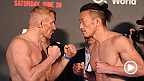Fight Night Berlin: The Matchup - Siver vs. Kawajiri