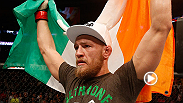 "Go back through the career of the ""Notorious"" Conor McGregor to watch his top 5 most notorious moments. McGregor faces UFC featherweight champion and pound-4-pound king Jose Aldo at UFC 189 in Las Vegas at the MGM Grand Garden Arena."
