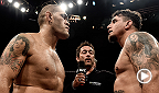 The always-exciting Frank Mir delivers a brutal KO against Bigfoot Silva in this edition of KO of the Week. Mir faces Todd Duffee at Fight Night San Diego.