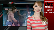 UFC Minute host Lisa Foiles gets you ready for this week's episode of The Ultimate Fighter: ATT vs. Blackzilians on FOX Sports 1 at 10pm/7pm ETPT tonight.