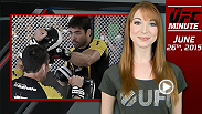 UFC Minute host Lisa Foiles recaps Ultimate Media Day for UFC Fight Night: Machida vs. Romero and looks ahead to the weigh-ins.