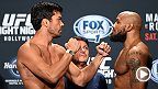 Fight Night Machida vs. Romero: Weigh-In Highlight