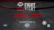 Don't miss all the action from Hollywood, Florida this Saturday on FOX Sports 1, headlines by a pivotal middleweight bout between Lyoto Machida and Yoel Romero.