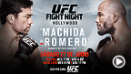 Fight Night Machida vs. Romero: en vivo por UFC NETWORK