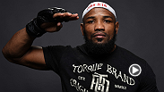Yoel Romero spoke backstage about his amazing performance at Fight Night Hollywood, with a third-round KO win against Lyoto Machida in the five-round main event.