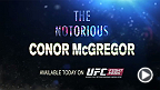 The UFC's fastest rising star - Irish sensation Conor McGregor - produced his own 6-part documentary that aired earlier this year in Ireland, chronicling his rise to super-stardom. It has finally arrived and is ready to watch on UFC FIGHT PASS.