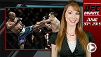 UFC Minute host Lisa Foiles takes a look at the co-main event of UFC 189 in Las Vegas between Robbie Lawler and Rory MacDonald for the welterweight title.