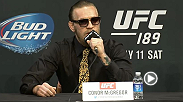 Watch the UFC 189 and The Ultimate Fighter Finale pre-fight press conference.