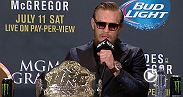 Watch the UFC 189 post-fight press conference.