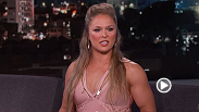 Ronda Rousey explains how her upcoming fight against Bethe Correia at UFC 190 is just like the movie Rocky IV.