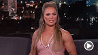 MMA MEDIA: Ronda Rousey explains how her upcoming fight against Bethe Correia at UFC 190 is just like the movie Rocky IV.