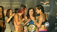 Watch the weigh-in for Invicta FC 13 live Wednesday, July 8 at 9pm/6pm ETPT.