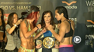 Watch the weigh-in for Invicta FC 13 live Wednesday, July 8 at 2am BST