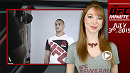UFC Minute host Lisa Foiles gets you caught up on all the action that's been going down in UFC 189 Embedded.