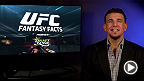 Former UFC heavyweight champion Frank Mir gives you his fantasy facts for UFC 189 and also gives his  lineup for the event in this edition of Fantasy Facts. Go to https://www.draftkings.com/gateway?s=467650401 to play.