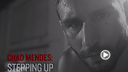 "Featherweight title contender Chad ""Money"" Mendes explains why he took the title shot on short notice and how he stays ready eating healthy. Mendes will face Conor McGregor for the interim featherweight title at UFC 189 in Las Vegas, Nevada."