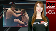 UFC Minute host Lisa Foiles looks ahead to the finale of The Ultimate Fighter: ATT vs. Blackzilians, UFC 189 Open Workouts and Wednesday's activities for International Fight Week.