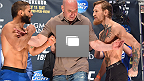 UFC 189 Weigh-In Gallery