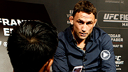 Frankie Edgar gives his thoughts on UFC 189 and the future with Megan Olivi.