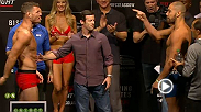 Watch the official weigh-in for UFC Fight Night: Bisping vs Leites.
