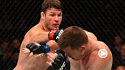 UFC veteran Michael Bisping is looking to make his case that he still in a force in the middleweight division when he takes on Thales Leites and tries to put a stop to the Brazilians' five-fight win streak at Fight Night Glasgow on FOX Sports 1.
