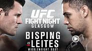 Joe Rogan discusses the importance of the match-up between Michael Bisping and Thales Leites at Fight Night Glasgow, as well as the mentality that each fighter brings into The Ocatagon. Fight Night Glasgow airs this Saturday on FOX Sports 1.