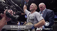 MetroPCS takes a closer look at bantamweight champion TJ Dillashaw before his title defense with former champ Renan Barao at UFC Fight Night Chicago.